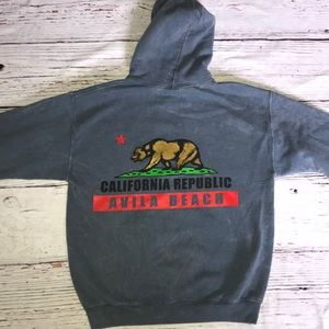 Tops - California Republic Avila Beach Sweatshirt